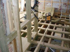 First Fix Carpentry